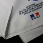 Impression nappe tissu